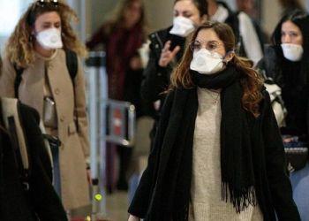 Personas con mascarillas para evitar el coronavirus