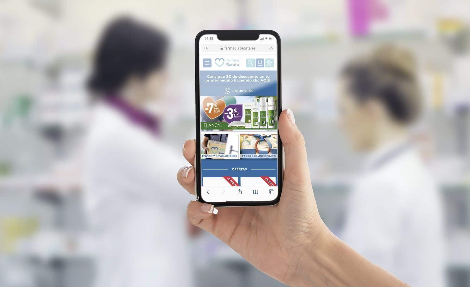 App de farmacia online barata