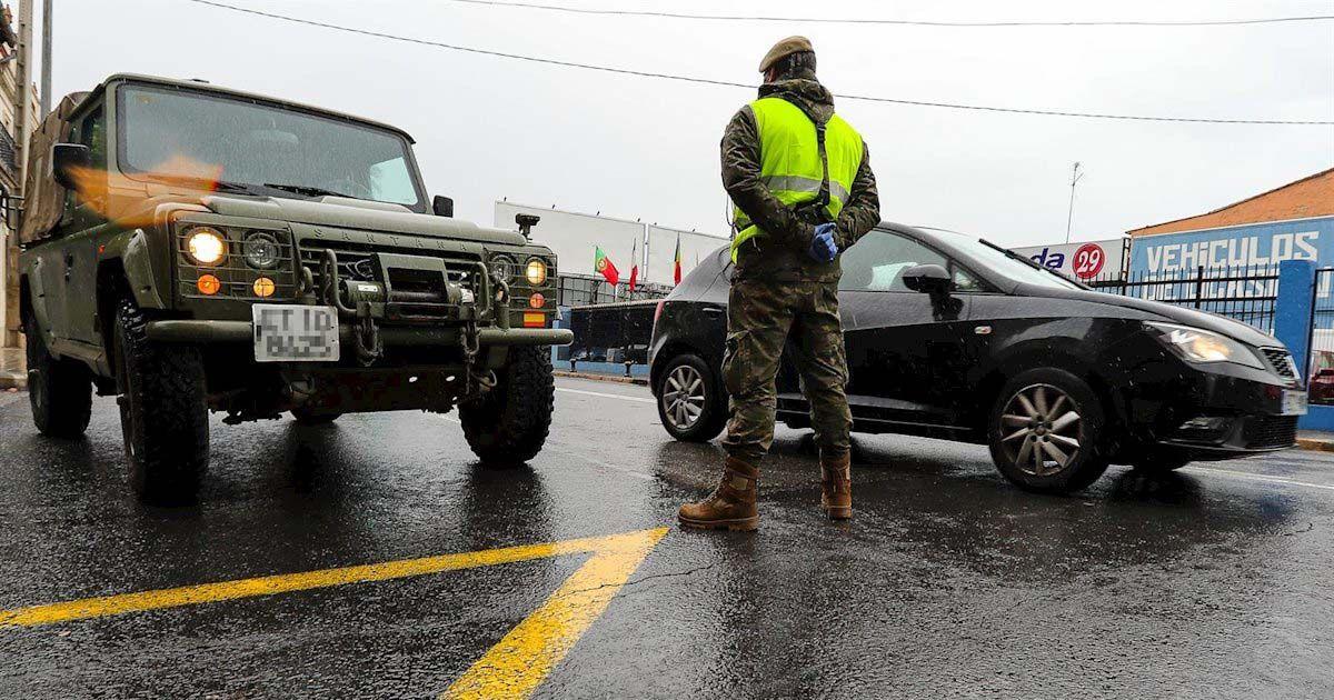 El Gobierno habilita a las Fuerzas Armadas para el traslado de cadáveres