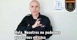 Subinspector de la Policía Nacional de Huelva