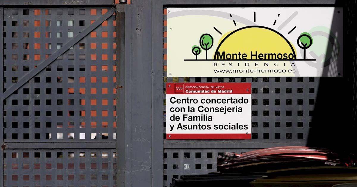 Residencia de mayores Monte Hermoso, en Madrid