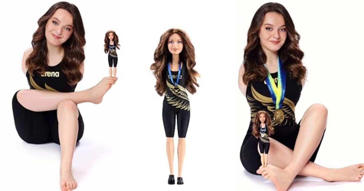 Sümeyye boyac muñeca Barbie