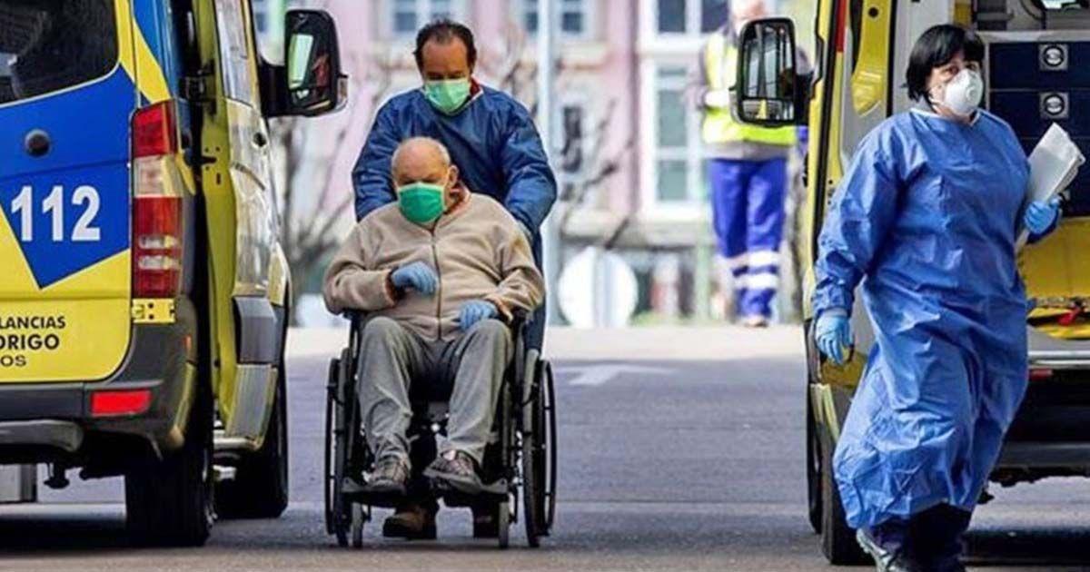 Anciano con discapacidad | Foto de El Español