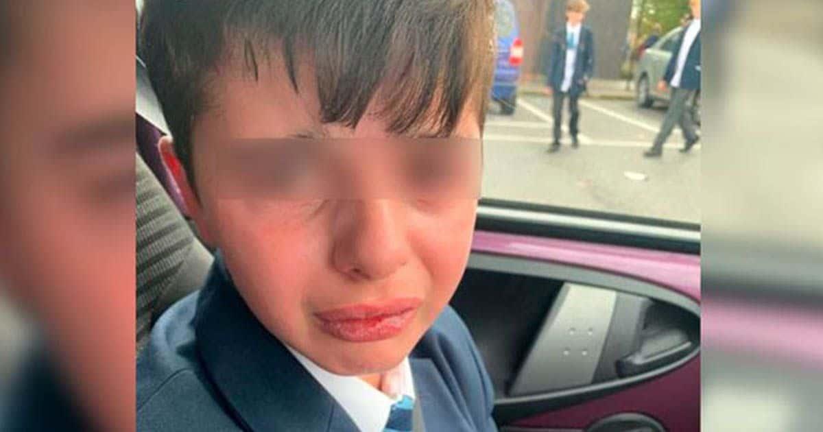 Harrison, niño con autismo víctima del bullying