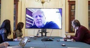 Boris Johnson hospitalizado