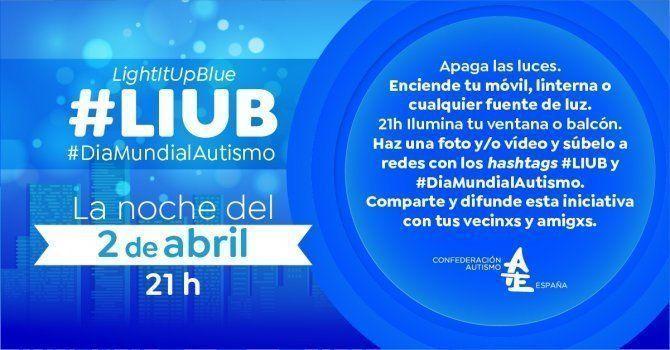 Campaña Dia Mundial del Autismo
