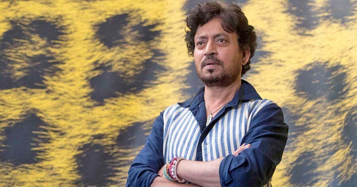 El actor Irrfan Khan