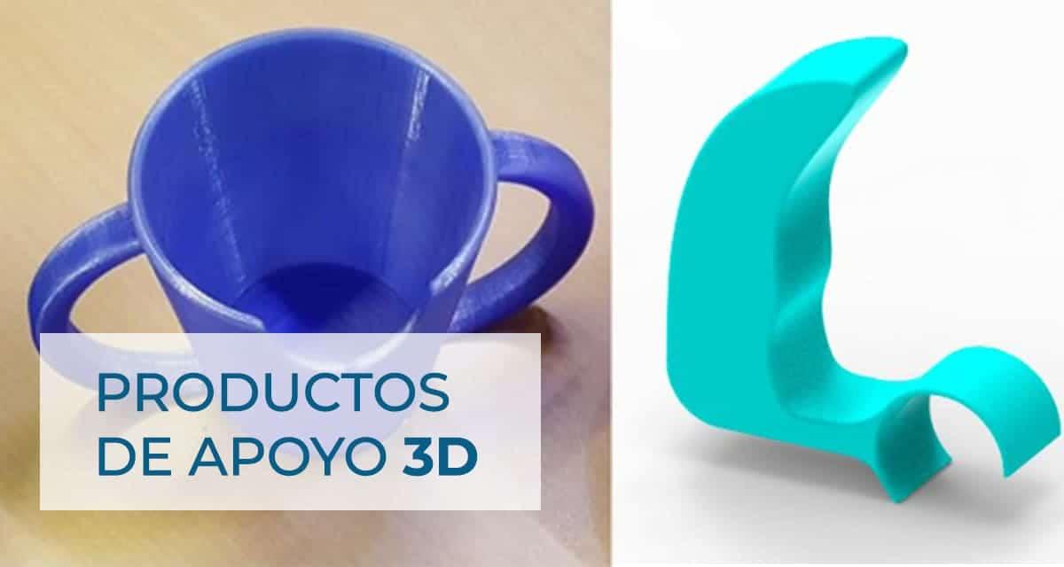 PRODUCTOS DE APOYO 3D