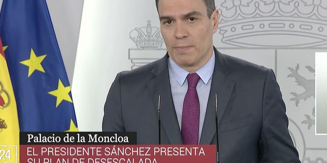 Pedro Sánchez Moncloa