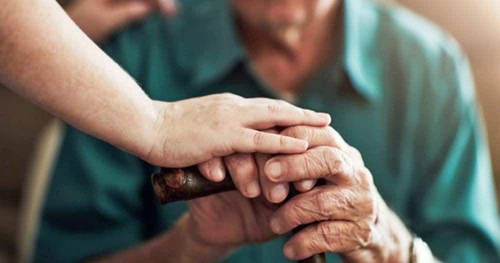 Anciano, persona mayor
