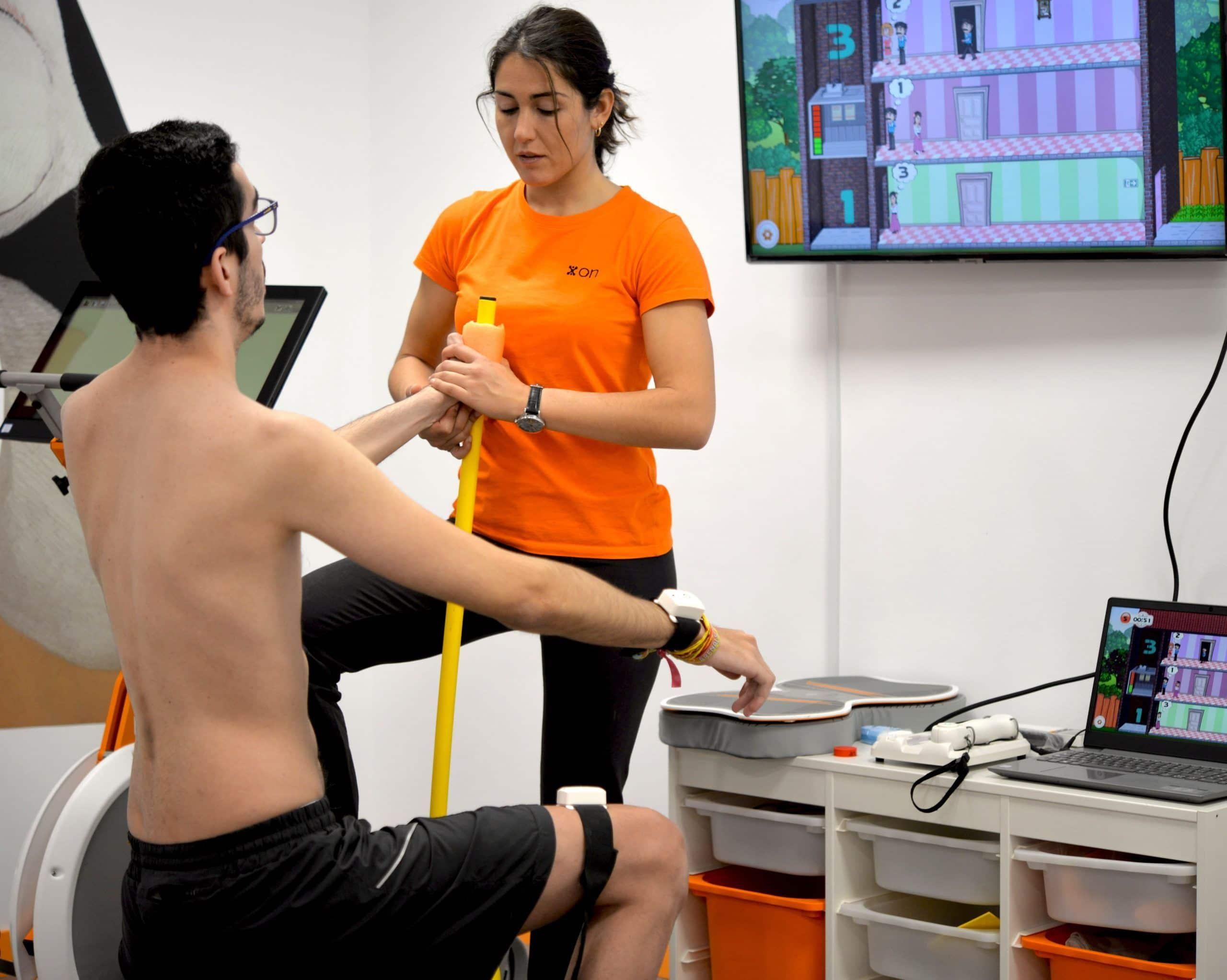 La ultima tecnología al servicio de las personas con alguna discapacidad