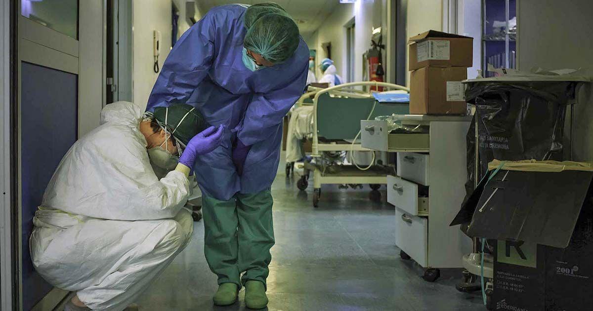 Enfermero coronavirus Covid-19