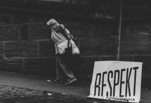 persona mayor respeto