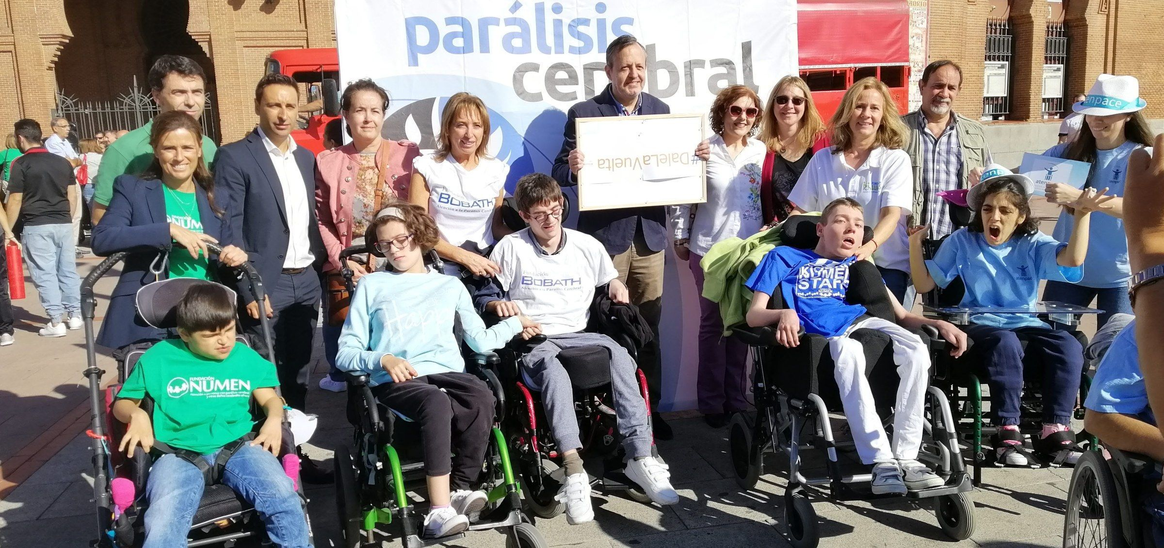 personas con paralisis cerebral Aspace Madrid