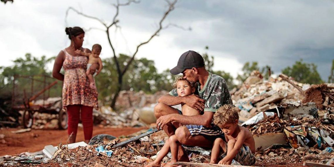 Personas en riesgo de pobreza