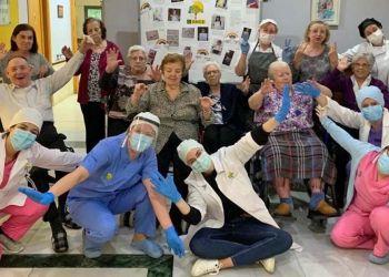 La residencia de ancianos de Jaén