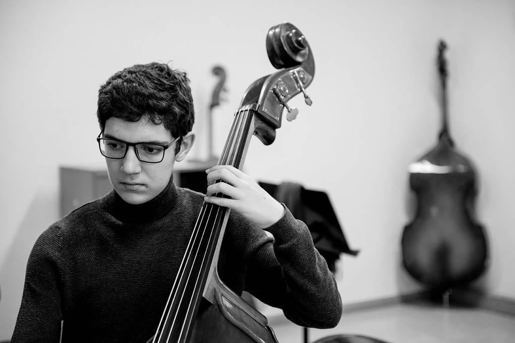 Antonio Belmonte García Primera persona con autismo termina los estudios en un Conservatorio Profesional