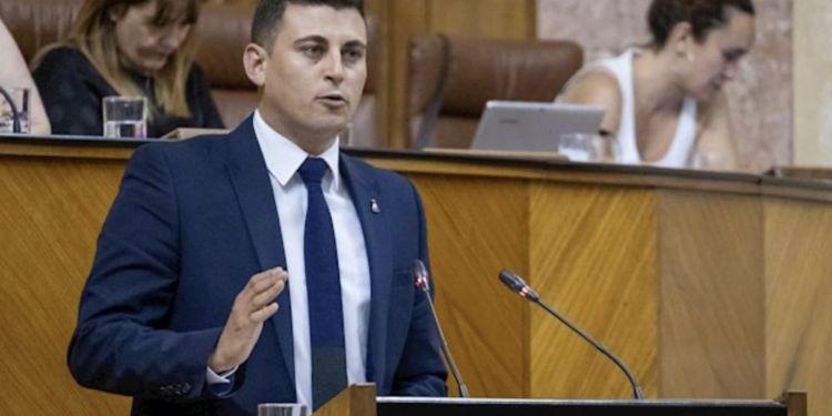 El diputado del PP en el Parlamento de Andalucía, Ramón Caracuel. - PP