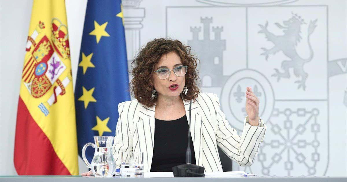 María Jesús Montero pensiones
