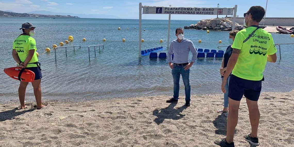 Playa San Francisco de Fuengirola