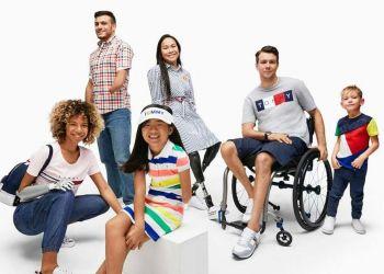 Tommy Hilfiger lanza en Europa una colección para personas con discapacidad