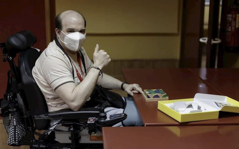 crisis trabajador con discapacidad