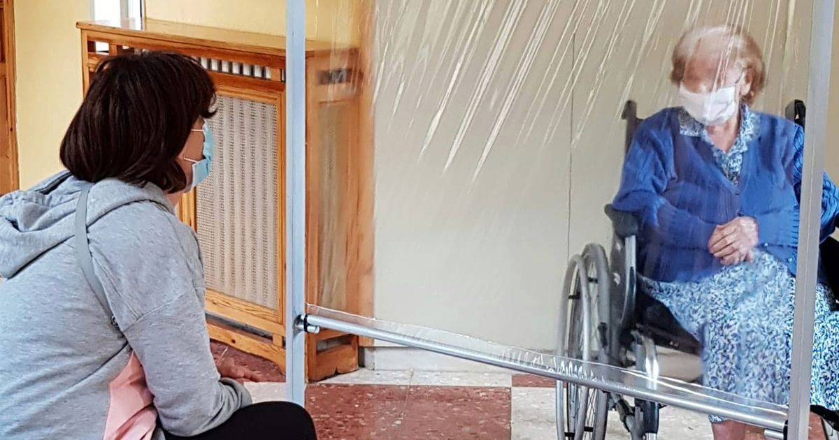 visitas a residencias de mayores