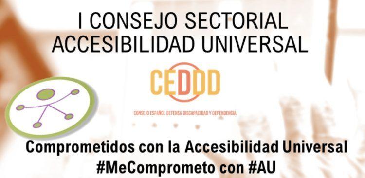 Cartel CEDDD Accesibilidad