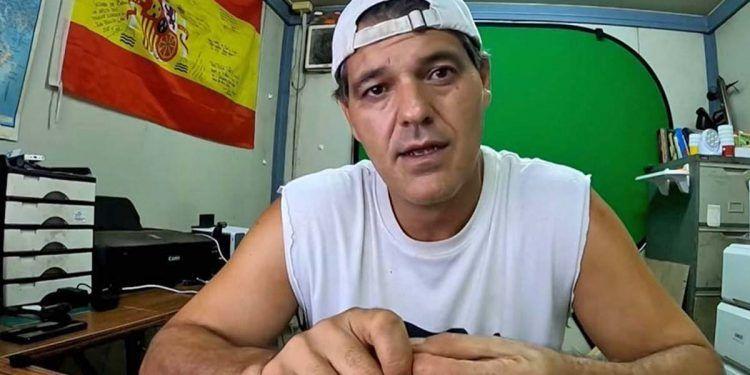 Frank Cuesta vuelve a hablar de su enfermedad