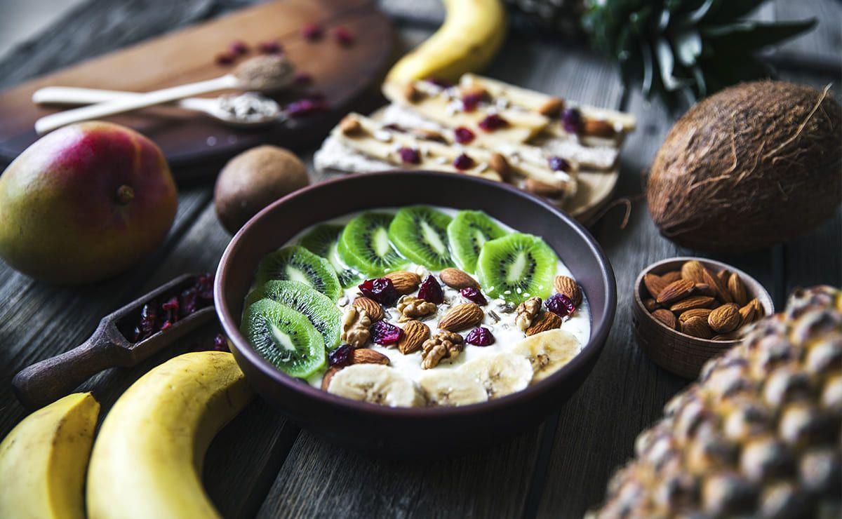 Dieta Keto Cetogénica - Frutas