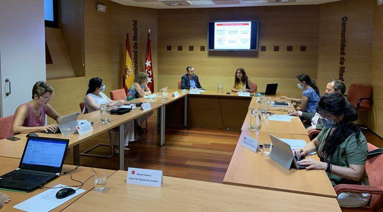 Grupo de trabajo de politicas sociales madrid