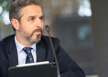 Juan Bravo, Consejero de Hacienda, Industria y Energía de la Junta de Andalucía
