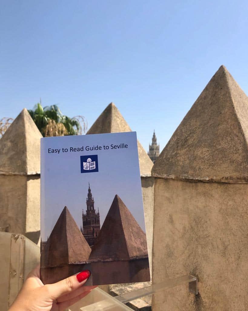 Guía de turismo inclusivo elaborada por Laura Franco