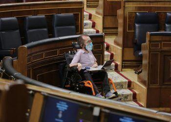 Pablo Echenique Congreso