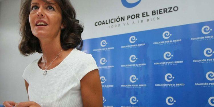 La abogada Raquel Diaz