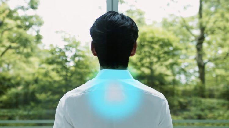 Sony lanza aire acondicionado para llevar en la ropa