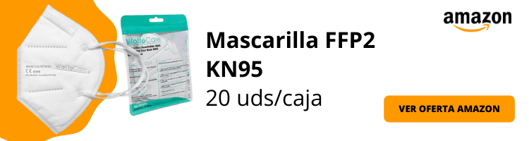 VER OFERTA AMAZON Mascarilla FPP2