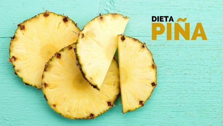 Dieta Piña