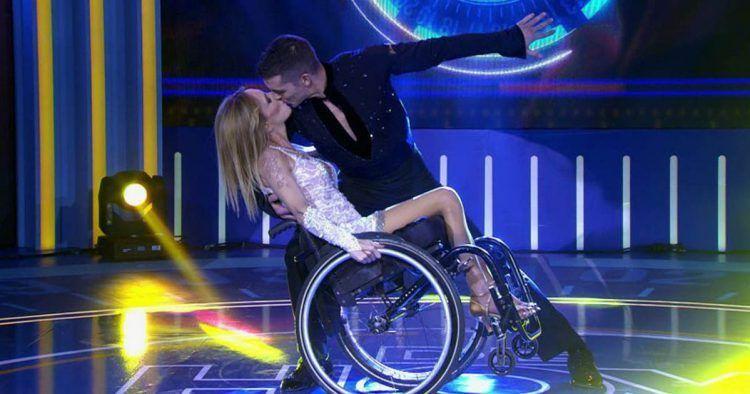 Nadia y Edu durante el baile | Foto: Antena 3