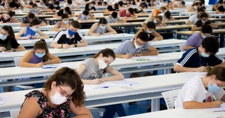 Examen de EvAU