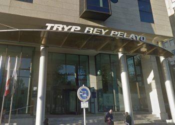 Hotel Tryp Rey Pelayo