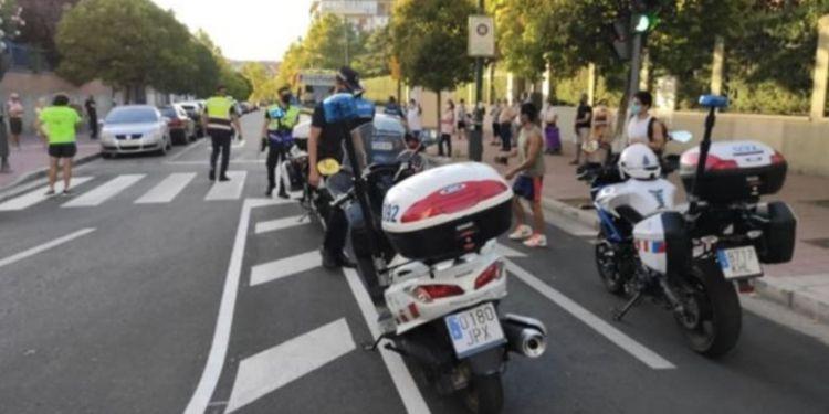 Atropellada una mujer en silla de ruedas en Valladolid