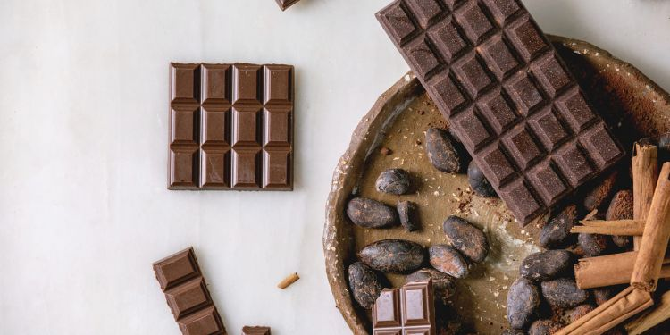 Beneficios y tipos de chocolates
