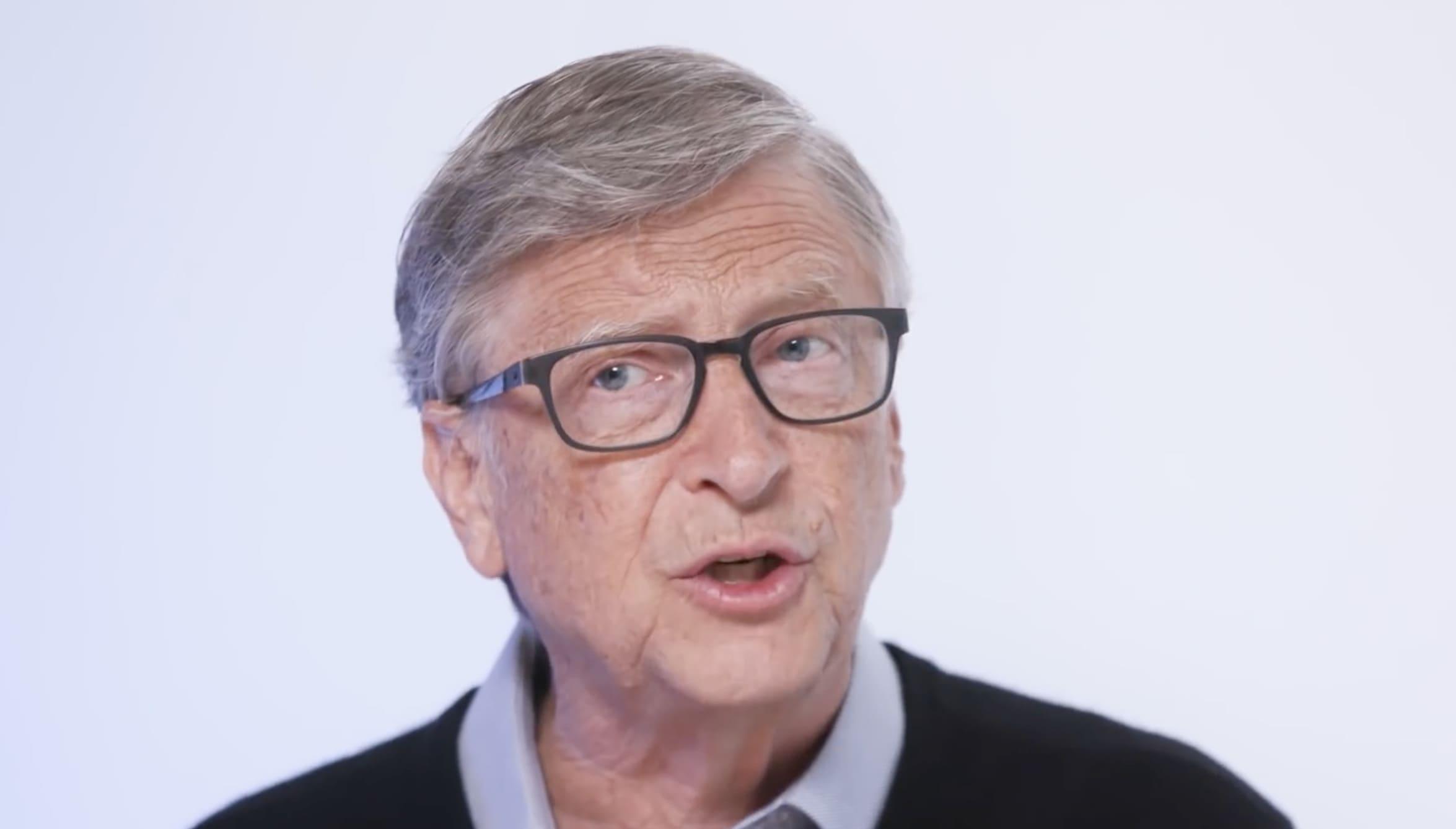 Bill Gates Malaria Covid