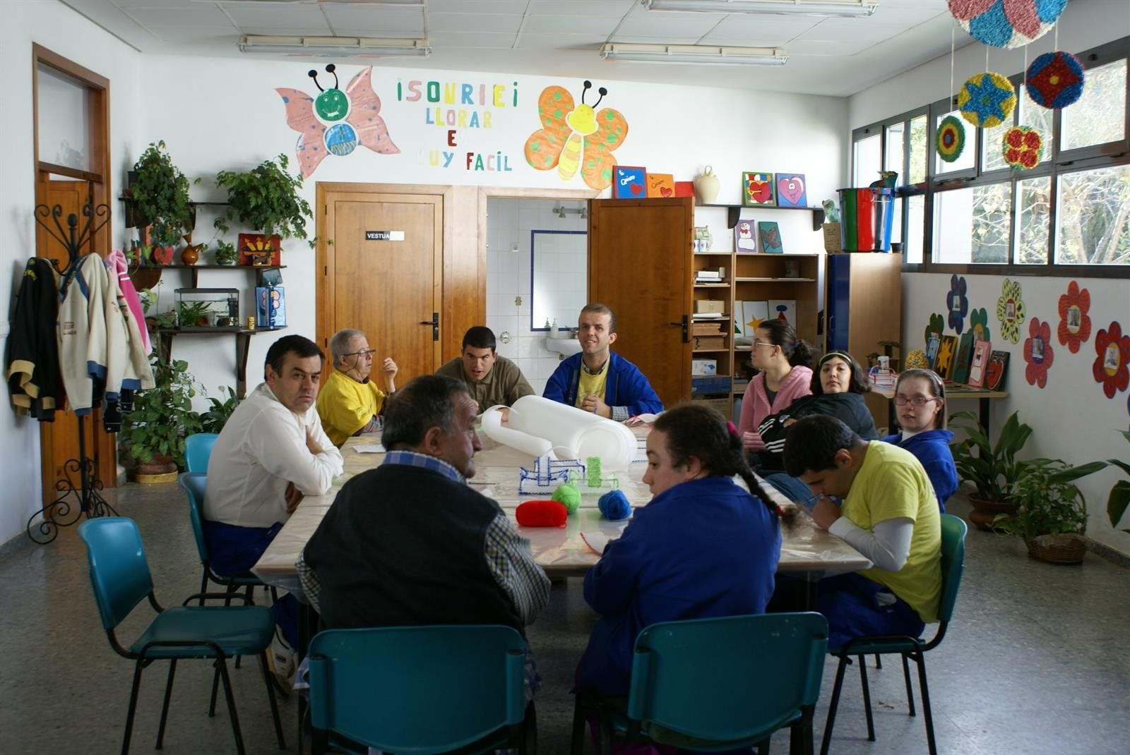 Centro de plena inclusion