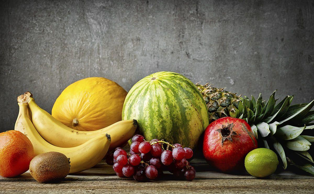 Frutas bajas calorias