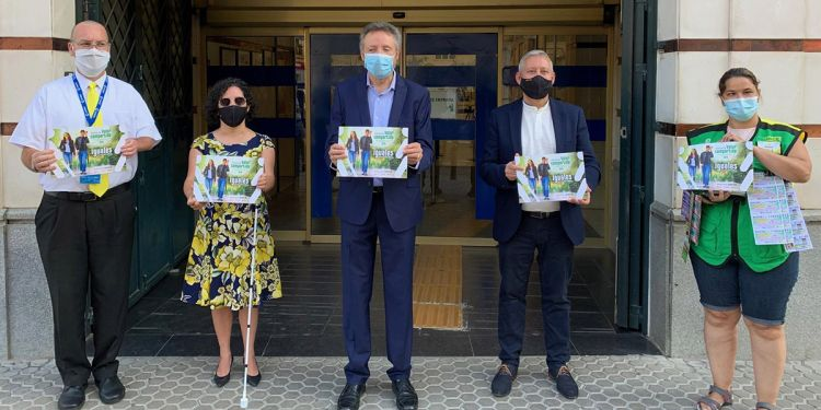 Grupo Social ONCE en Andalucía   Foto: EP
