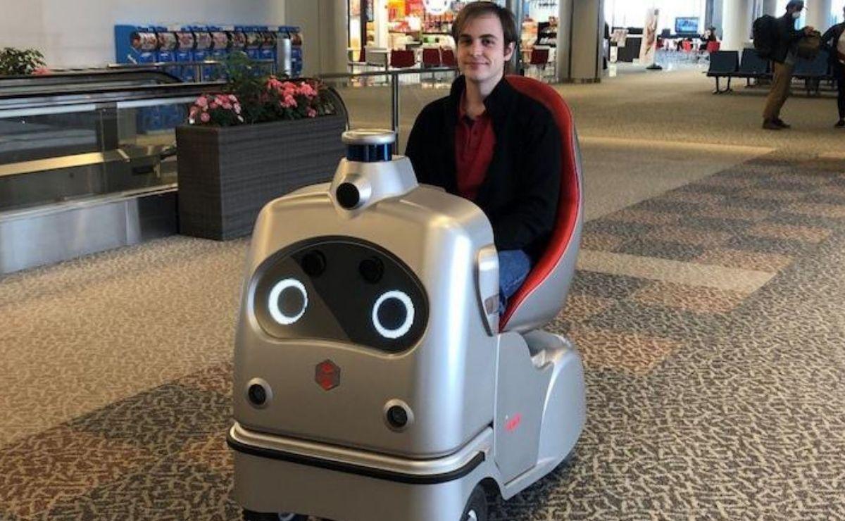 Robot Rakuro