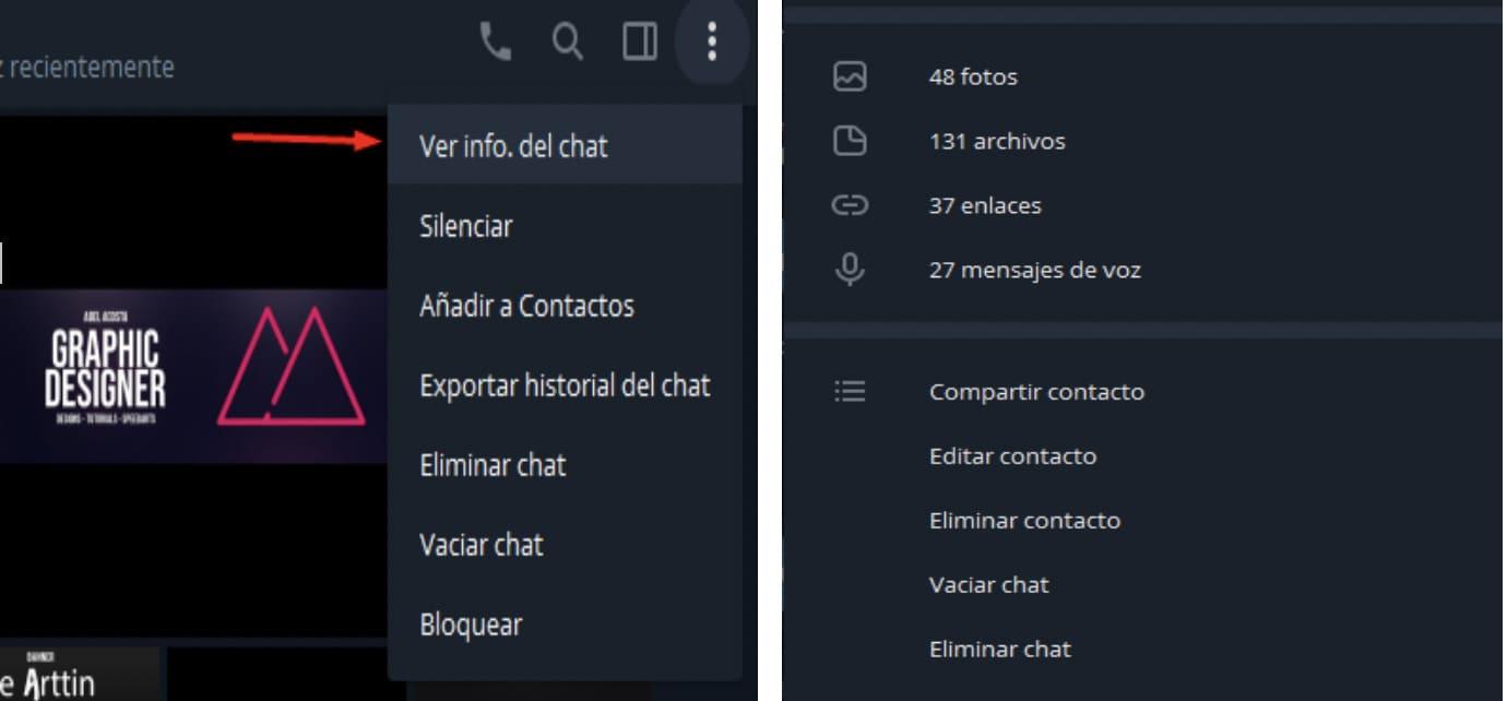 Telegram filtros