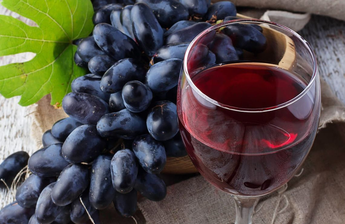 Vino tinto antioxidante coronavirus - red wine